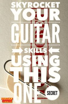 SKYROCKET Your Guitar Skills by... Playing Slow (?!?!) - Works With Any Instrument! GuitarHippies - Your Musical Journeys Top Inspiration Point.