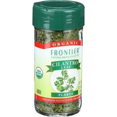 Frontier Herb Cilantro Leaf - Organic - Cut and Sifted - 0.56 oz