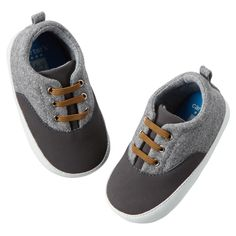 Carter's Casual Crib Shoes | Carters.com