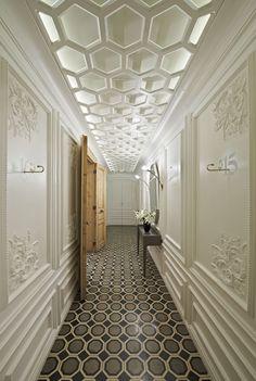 hotel corridor design - Google Search