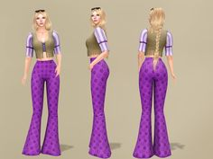 Weekend Sale | marketplace.secondlife.com/p/WEEKENDSALE-2in1… | Flickr Weekend Sale, Perm, Harem Pants, Fashion, Harem Trousers, Fashion Styles, Wavy Perm, Fasion, Fashion Illustrations