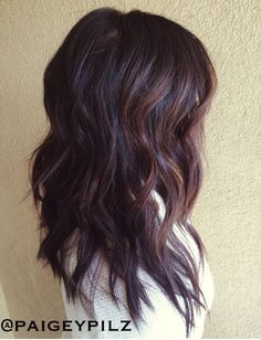 Make your look apt and appropriate for the fall season, letting your tresses do the talking with these awesome fall hair color trends. Hair Trends 2015, Short Hair Trends, Long Hair Styles, 2015 Hairstyles, Brunette Hairstyles, Fancy Hairstyles, Medium Hairstyles, Hairstyle Ideas, Balayage Brunette