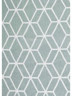 geometric pattern would be neat for an accent wall