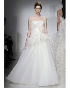 My wedding dress gown! Kkk