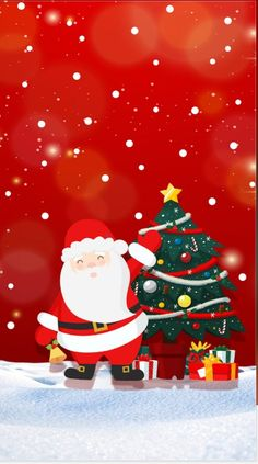Christmas Images, Christmas Art, Christmas And New Year, Cute Christmas Wallpaper, Winter Wallpaper, Backgrounds, Phone, Holiday, Cards
