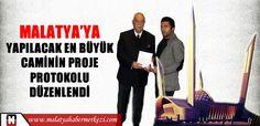 En büyük cami projesi malatya haber www.malatyahabermerkezi.com