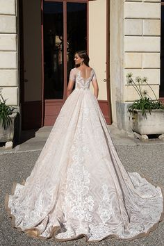 Milla Nova Bridal Wedding Dresses 2017 brenda3