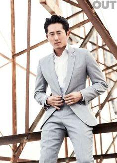 Steven Yeun OMG