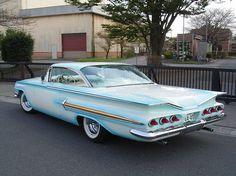 """Bubble Top"" 1960 Impala"