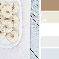 subtle blues and neutrals Color Palette No. 2143