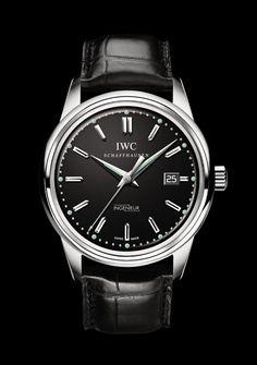 IWC Montre Ingenieur Automatique en Acier pour Homme - Collection IWC Vintage Collection - Edition Jubilé  Référence : IW323301 5650
