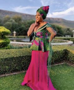 Gorgeous Bridesmaid Dresses For A Perfect Look In SA Short African Dresses, Latest African Fashion Dresses, African Inspired Fashion, African Print Dresses, African Print Fashion, African Prints, Africa Fashion, African Wedding Attire, African Attire
