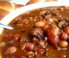 bone en vleis sop