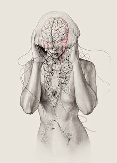 Elisa Ancori #drawing #illustration