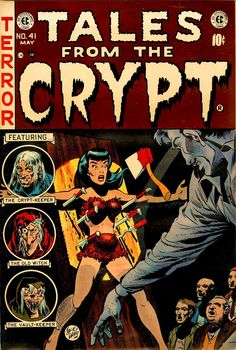 Tales From the Crypt nº 41