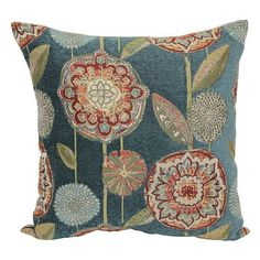 Carmela Throw Pillow - just ordered these for the living room!