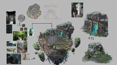 1, Mengsha Zhao on ArtStation at https://www.artstation.com/artwork/1-ff770553-94d5-46cf-8108-e82e1ffb3169