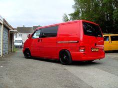 Volkswagen Transporter, Campervan, Cars And Motorcycles, Audi, Vans, Van Travel, Retro, Vehicles, Buses