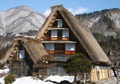 Sample itinerary of day trip to Kanazawa and Shirakawago from Osaka or Kyoto Gokayama, Architect Design House, House Design, Adventure Awaits, Adventure Travel, Japan Travel Tips, Travel Guide, Winter In Japan, Kanazawa