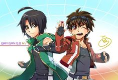 Bakugan Battle Brawlers, Cartoon, Anime, Sasuke, David, Lovers, God, Dios, Cartoon Movies