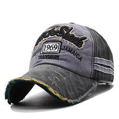3b08f64a3ea Men   Women Unisex Distressed Denim Embroidered Base Ball Hat Vintage Baseball  Hats
