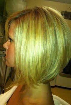 nice Idée coupe courte : Bob Haircuts For Fine Hair