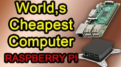 RASPBERRY PI World Cheapest Computer !  Detail Discuss [ Hindi / Urdu ]