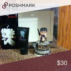 Betty Boop'Party'perfume nd body lotion As u can se e I really liked party Betty Boop Other