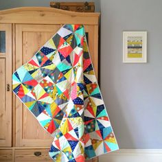 Cotton and Steel Sparkles Quilt