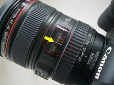 School Of Digital Photography: Infinity Focusing – What is it? How does it work? ...