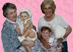 Grandmas & Nieces