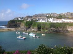 Port Isaac, Cornwall Port Isaac, Cornwall, River, Outdoor, Outdoors, Rivers, The Great Outdoors