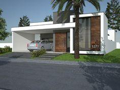 Projetos   #fachadasmodernas