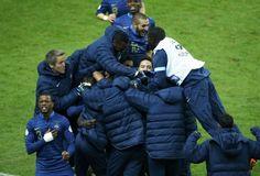 VIDEO: France 3-0 Ukraine: Highlights