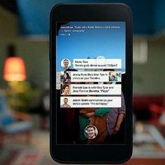 Facebook actualiza su app para Android y también Home con un mejorado lanzador de apps
