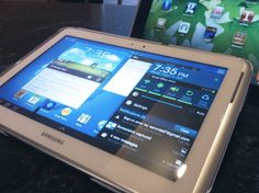 Review: Samsung Galaxy Note 10.1 shines bright