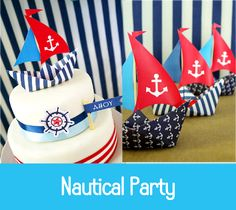 Bird's Party Blog: Vintage Americana 4th July Party BBQ + NEW Printable Designs!