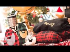10 DIY Holiday Gifts for Him! | Tay from Millennial Moms - YouTube