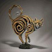 Edge Sculpture Katze