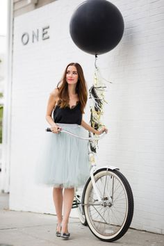 Bike in style