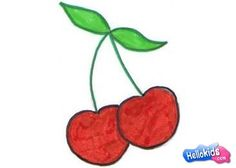 how-to-draw-cherry1