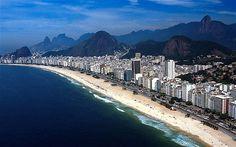 Copacabana/Rio/Brazil.