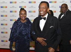 Black History Month Day 19 Cicely Tyson (1924-Present) & Arthur Mitchell (1934-Present)  Co-Founders Dance Theatre of Harlem (PIX KenCtr4theArts2015)  #BlackHistoryMonth #Day19 #CicelyTyson #actress #filmmaker #activist #speaker #mentor #TV #movies #theatre #model #CicelyTysonSchoolforthePerformingArts #CoFounderDanceTheatreofHarlem #ArthurMitchell #Dancer #Choreographer #ArtisticDirector #Ballanchine #NYBallet #CoFounderDanceTheaterofHarlem