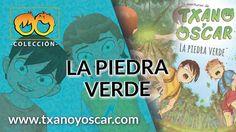 Después de viajar por el espacio, una extraña piedra verde se cruza en las vidas de Txano y Óscar y las cambia para siempre. ¿Te atreves a descubrir el misterio que se esconde tras ella?    Las aventuras de Txano y Óscar: La piedra verde es el primer libro de la colección. Este booktrailer está realizado con las ilustraciones que pertenecen a este libro.  El primer libro se puede descargar gratis en: http://www.txanoyoscar.com #booktrailer, #txanoyoscar, #librosgratis