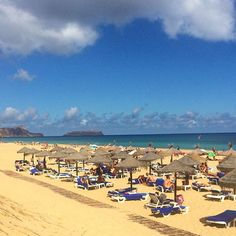 #portosanto #vilabaleira #funchal #portugal #island #ocean #beach #sea #summer #sun #picsoftheday #travel #blue #sky #gopro by zerena8