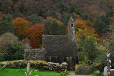 St. Kevins Kitchen, Glendalough, Wicklow, Ireland by mick dunne on Flickr.