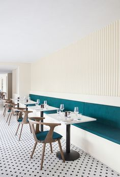Copenhagen: Restaurant Italy by Norm Architects - beeldsteil.com