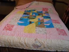 Busy Girl Quilt