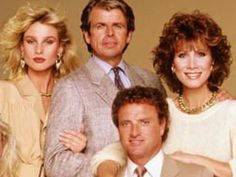 KNOTTS LANDING!!!!  My favorite show of all time!!!    Michelle Lee, Joan Van Ark, Donna Mills  Knots Landing, television's second longest running drama (after Gunsmoke), ran from 1979 to 1993 on CBS television