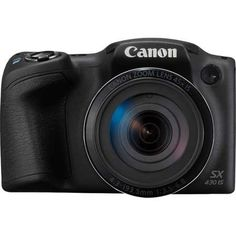 Canon Powershot SX430 IS Digital Camera   BIG W only $269
